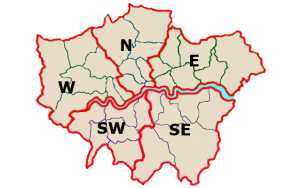 Our Areas of Service in Hammersmith